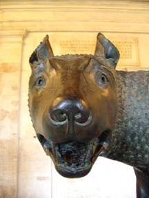 Lupa Capitolina - Capitoliumi farkas