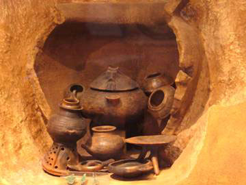 Régészeti leletek