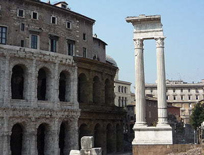 Templum Apollinis Sosiani
