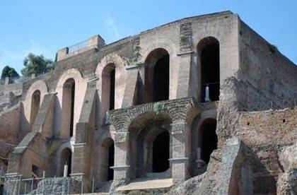tiberius palotája